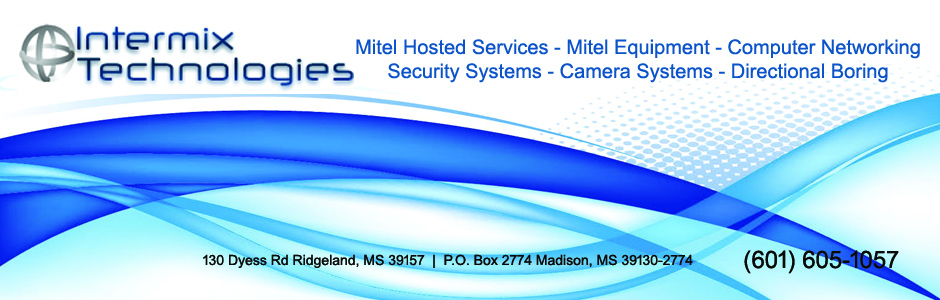Intermix Technologies 130 Dyess Road Ridgeland MS 39157